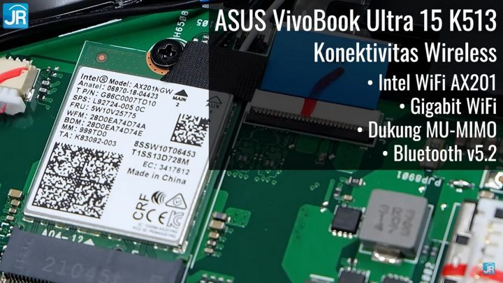 Review ASUS VivoBook Ultra K513 27