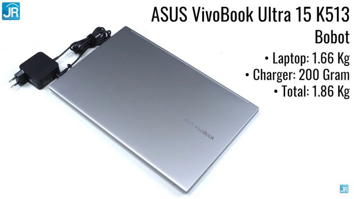 Review ASUS VivoBook Ultra (K513)