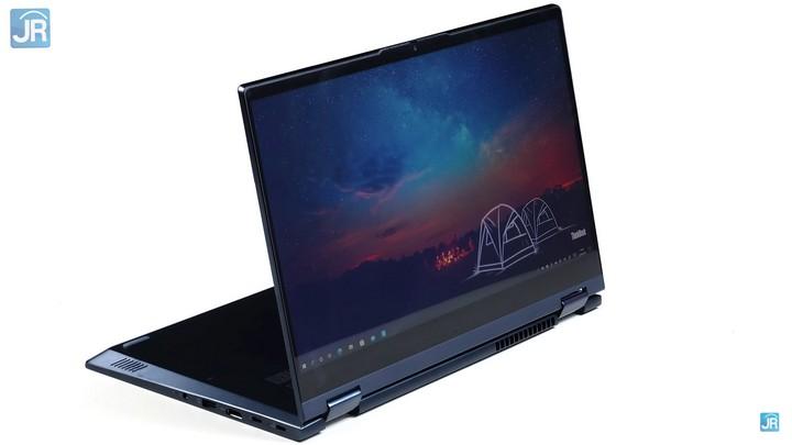 Review Lenovo ThinkBook 14s Yoga