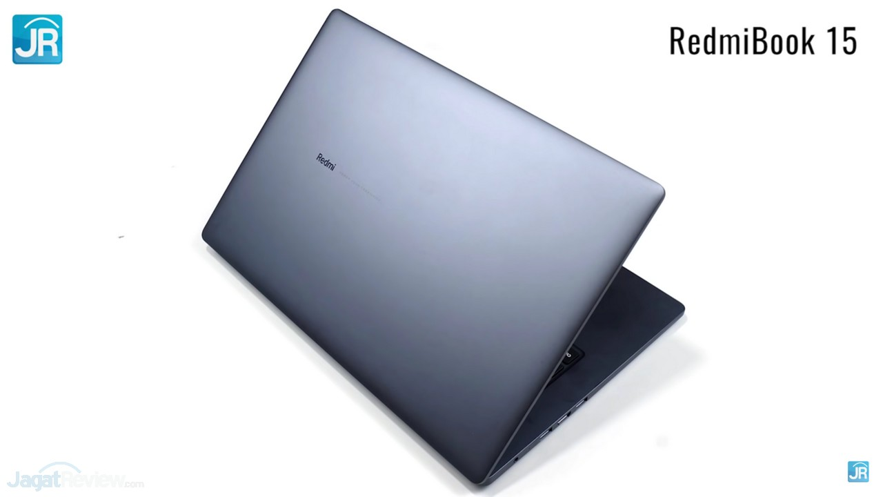 Review RedmiBook 15