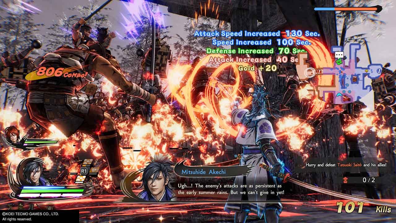 Samurai Warriors 5 jagatplay 93 2