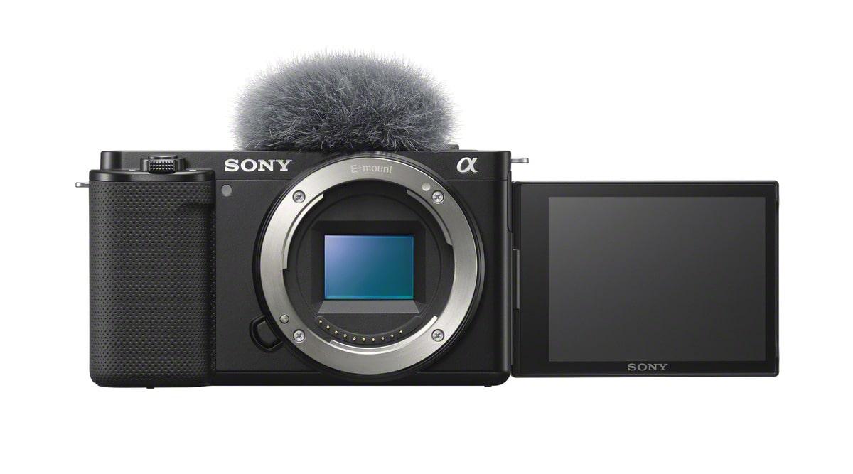 Kamera Sony Alpha ZV E10