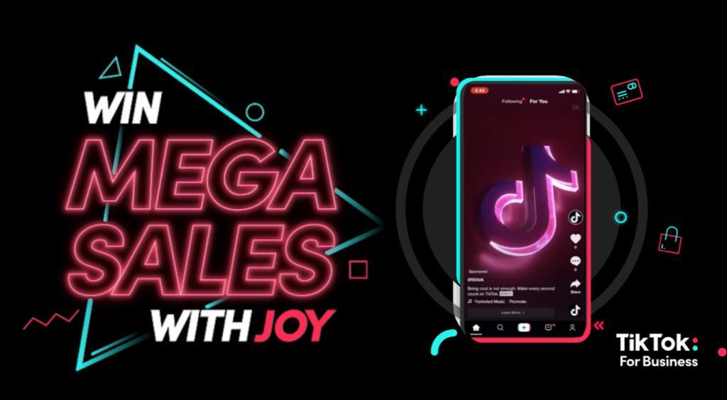 Win Mega Sales with Joy TikTok