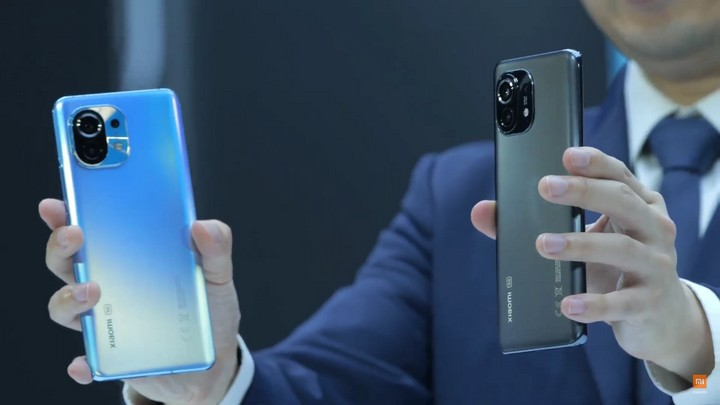 Xiaomi Mi 11 5