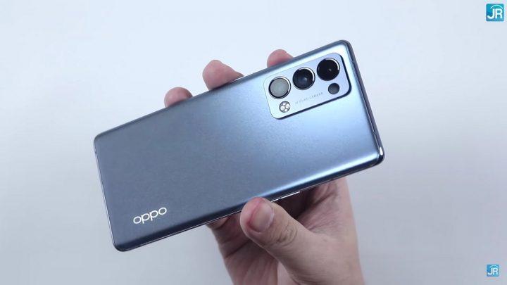 Review OPPO Reno6 5G