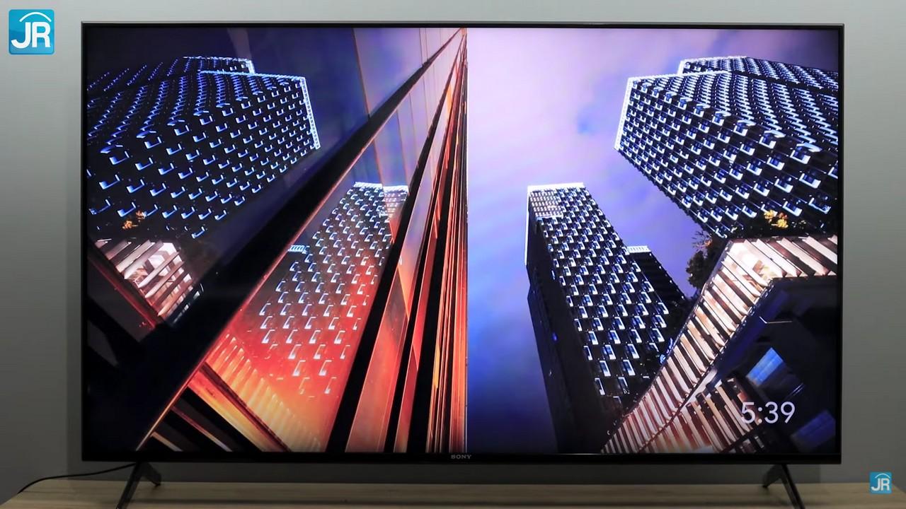 Review Sony BRAVIA XR X90J
