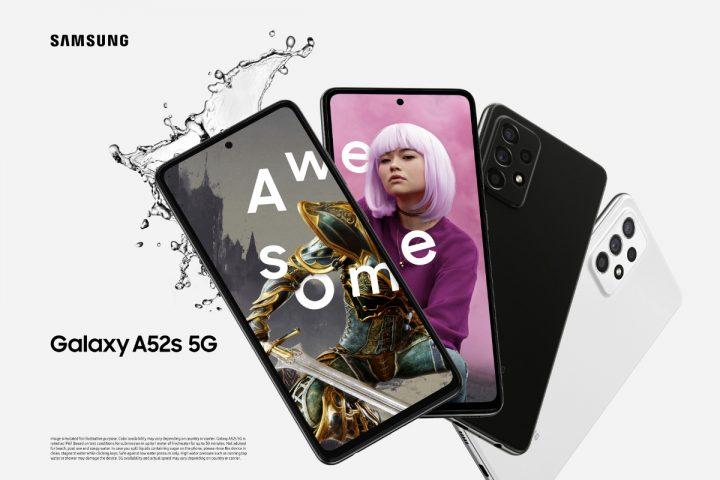Samsung Galaxy A52s featured