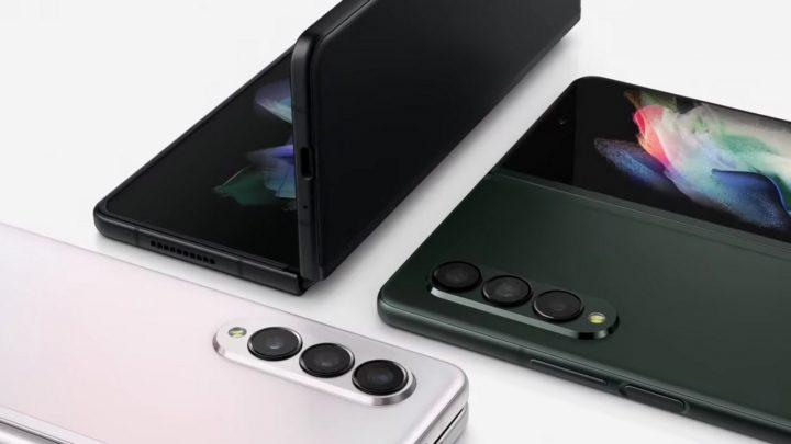 Samsung Galaxy Z Fold3 1
