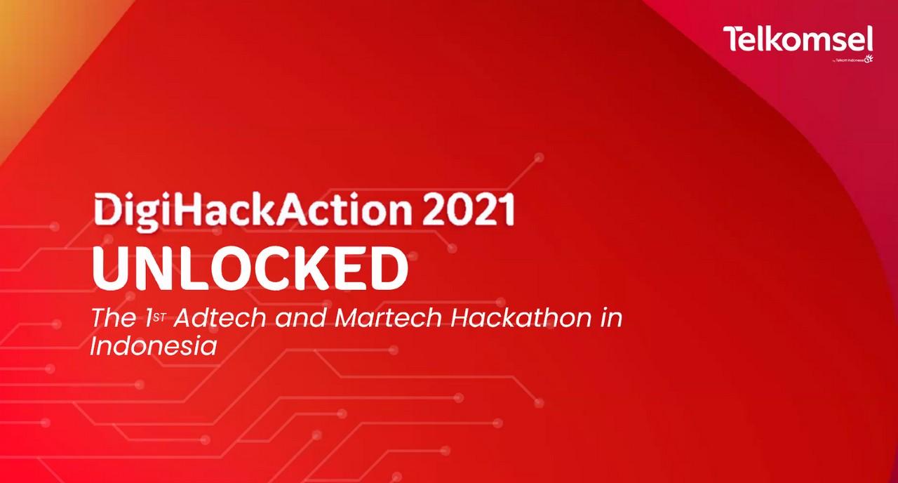Telkomsel Digihackaction (1)