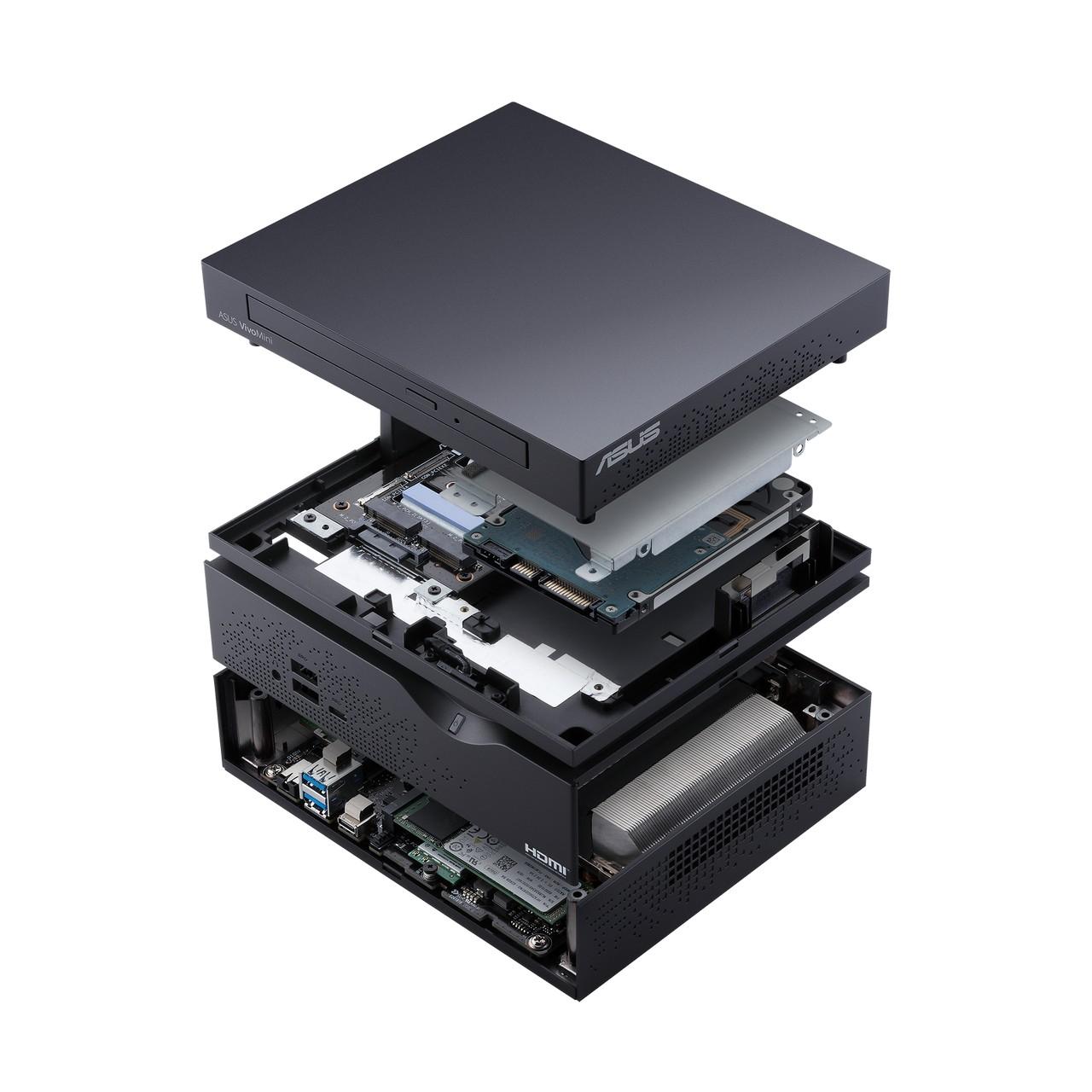 Spesifikasi ASUS VivoMini VC66-C2