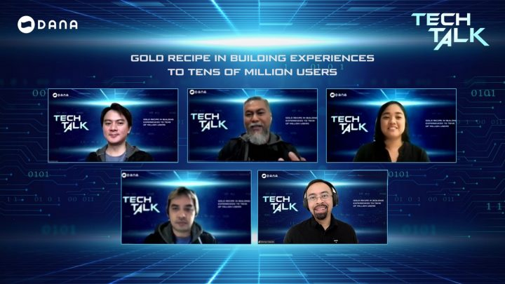 Webinar DANA Tech Talk