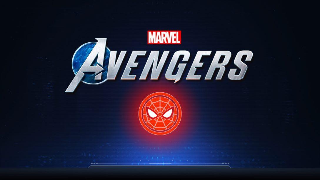 marvels avengers spider man