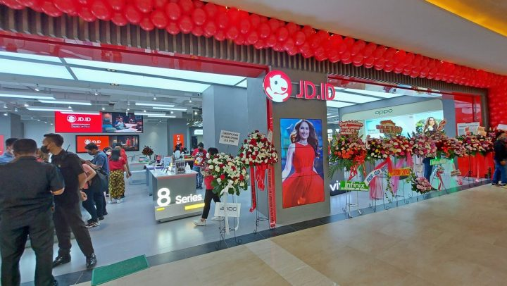 JD.ID Electronic Store di AEON Mall Sentul City