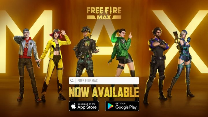 Free Fire MAX Launch
