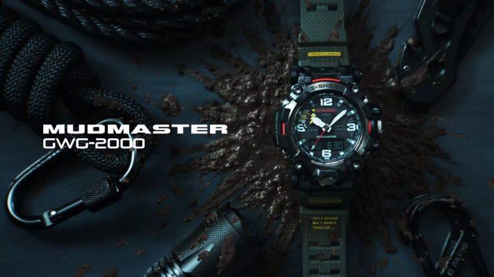 G SHOCK GWG 2000 Mudmaster 1