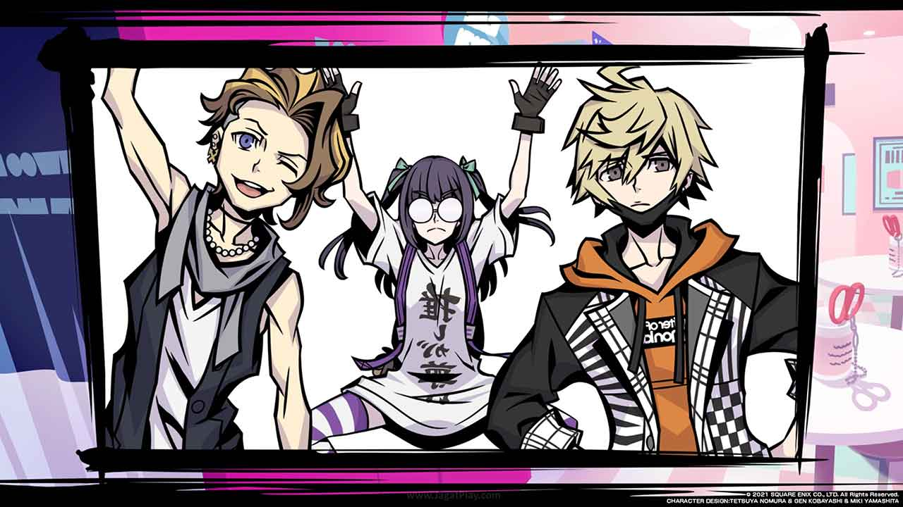 NEO The World Ends with You jagatplay part 1 87 1