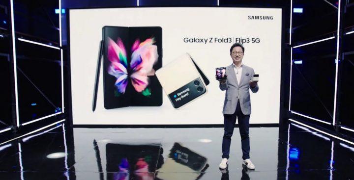 Penjualan Perdana galaxy Z Fold3 dan Flip3 2