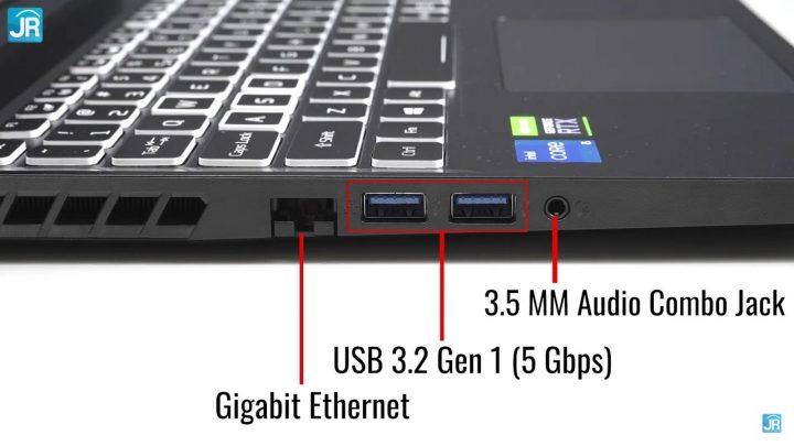 Review Acer Nitro 5 AN515 57 39