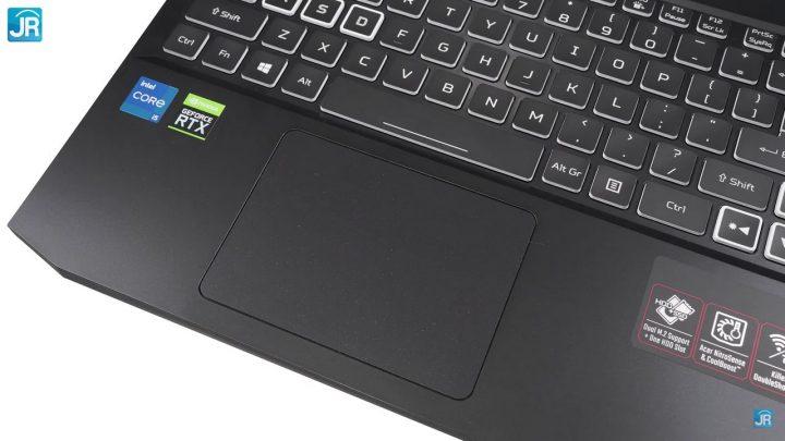 Review Acer Nitro 5 AN515 57 46