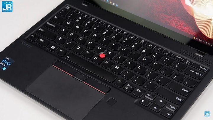 Review Lenovo ThinkPad X1 Nano