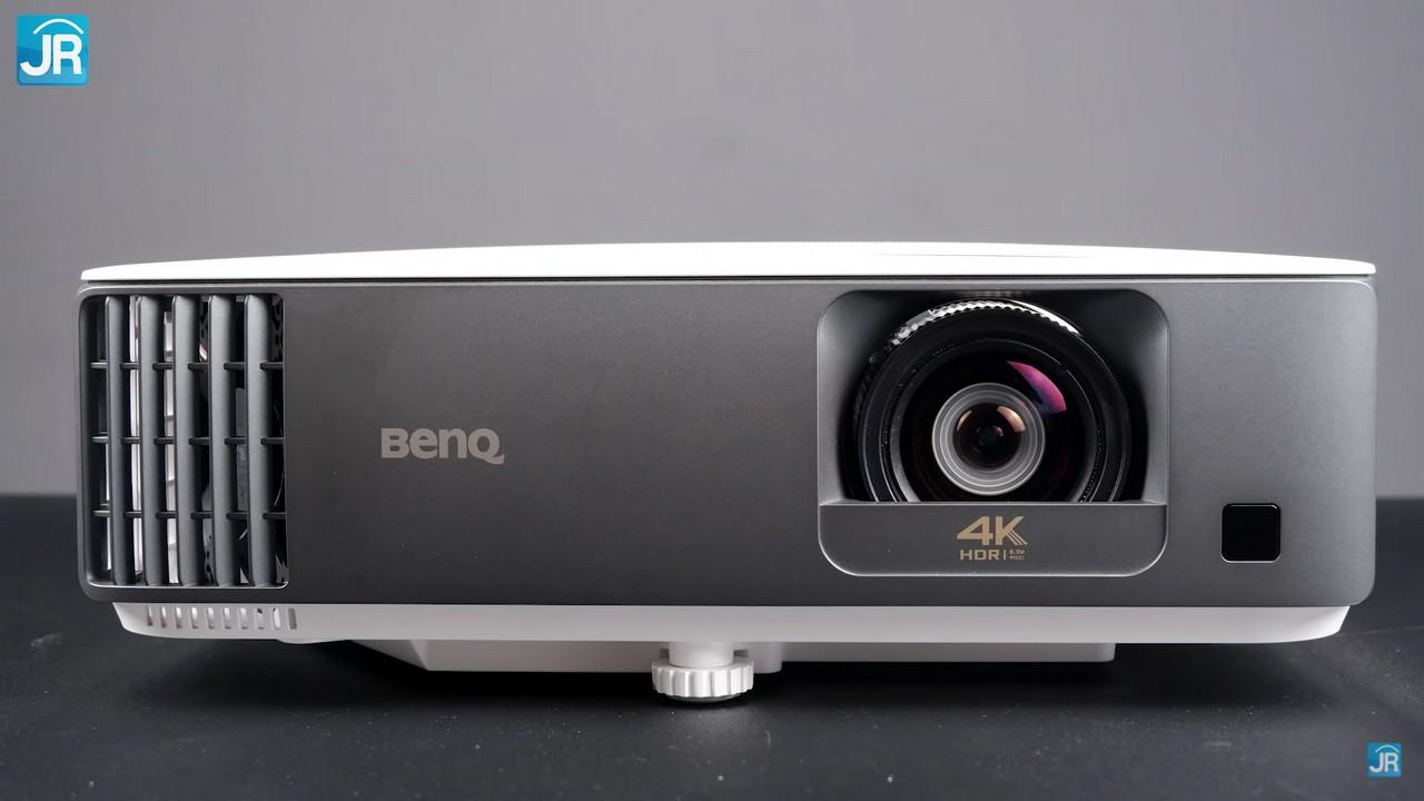 Review Proyekor BenQ 4K TK700STi