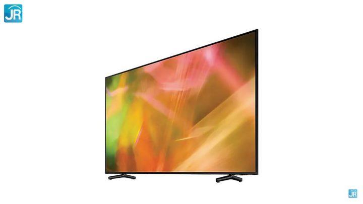 Review Samsung TV 50AU8000
