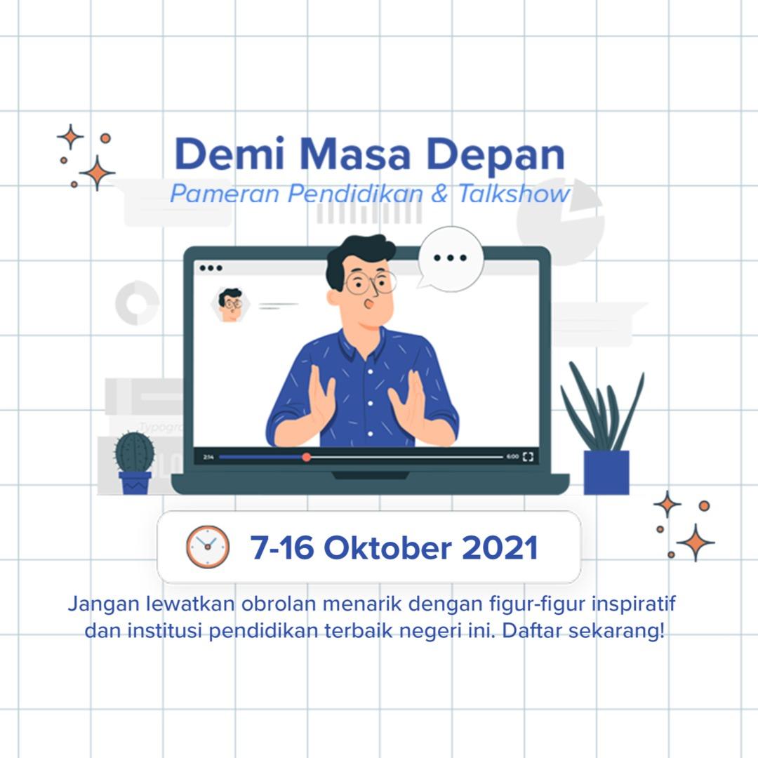 Virtual Edu Fair Demi Masa Depan