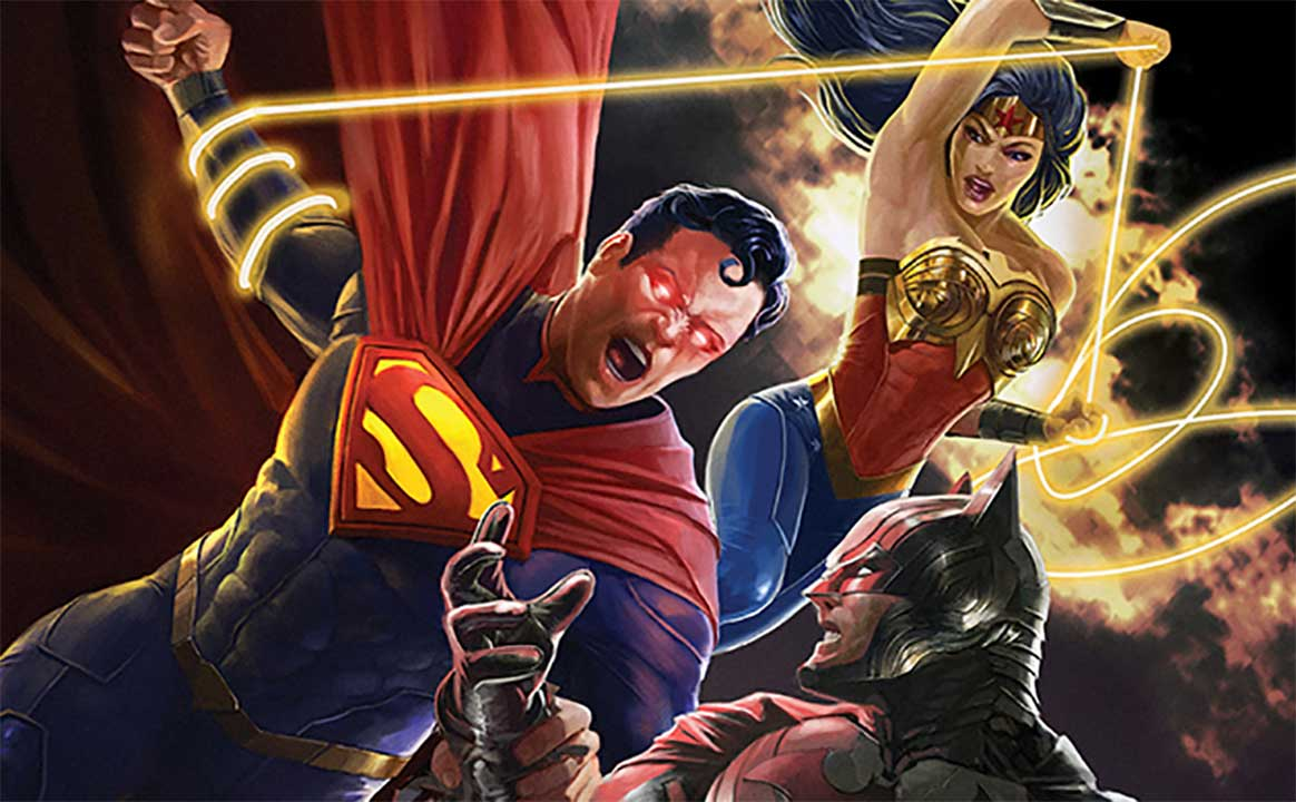dc animated injustice