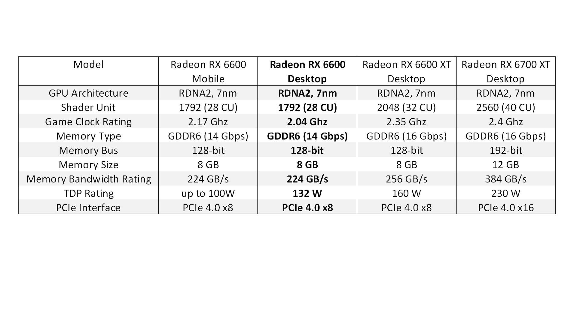 1 SPEC RX 6600 v2