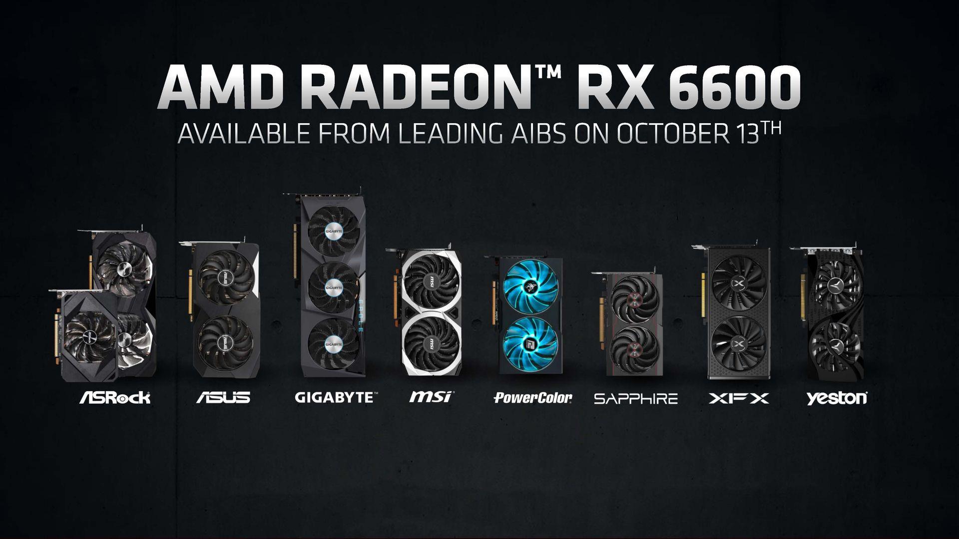 19 RX6600Models