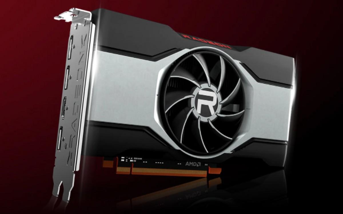 Spesifikasi AMD RX 6600