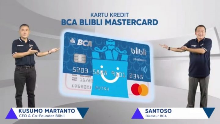 Blibli BCA Kartu Hutang