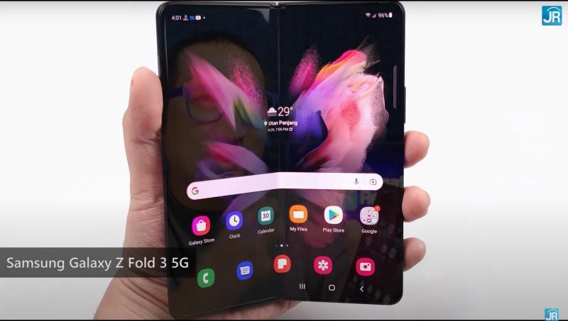 Galaxy Z Fold3 5G 4