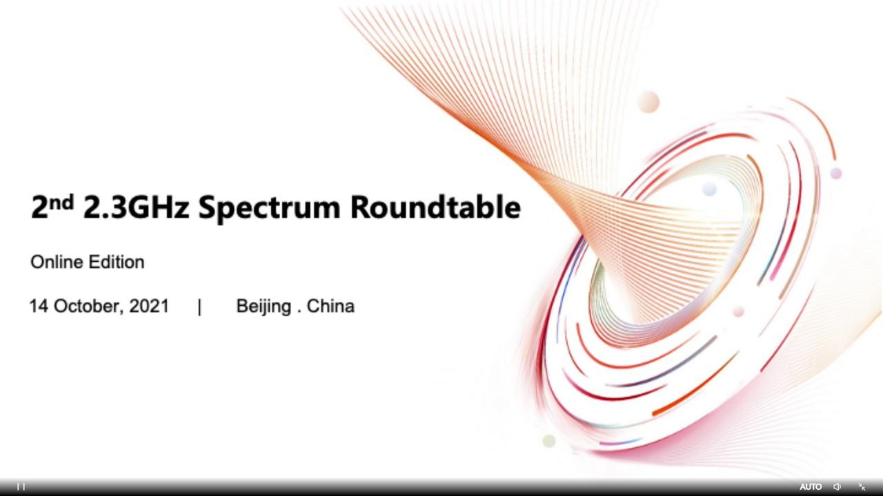 Huawei MBBF 2021