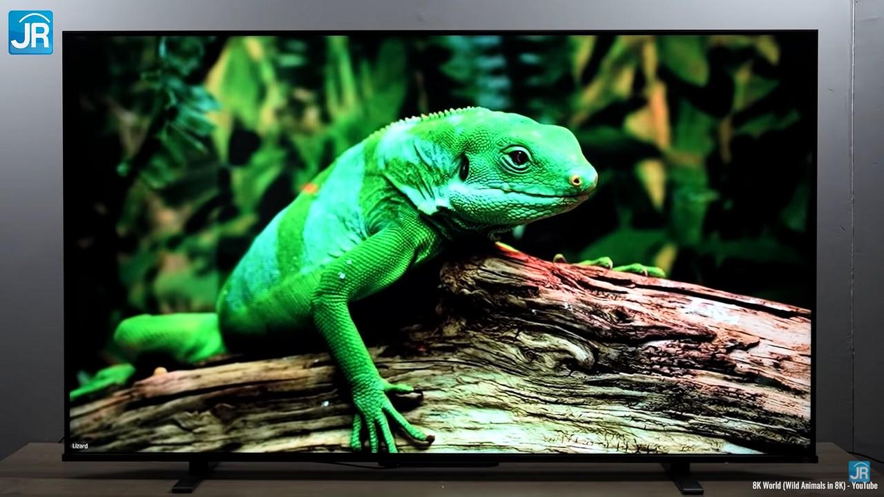 Review TV Toshiba M550 Series