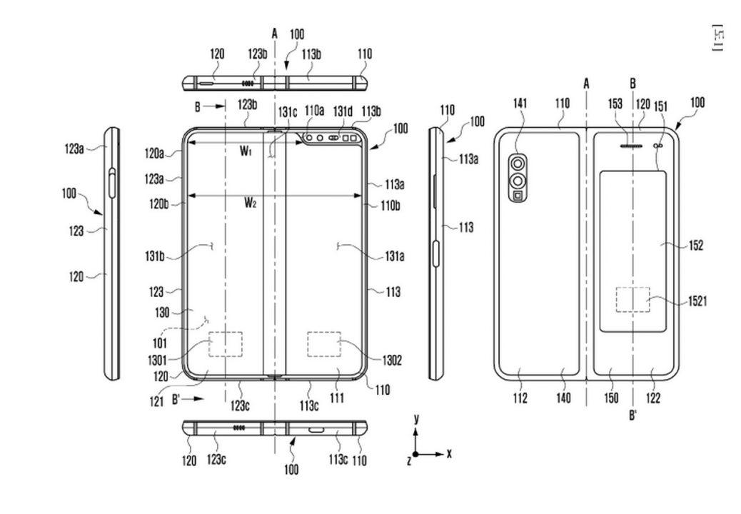 Samsung Dual Under Display Fingerprint