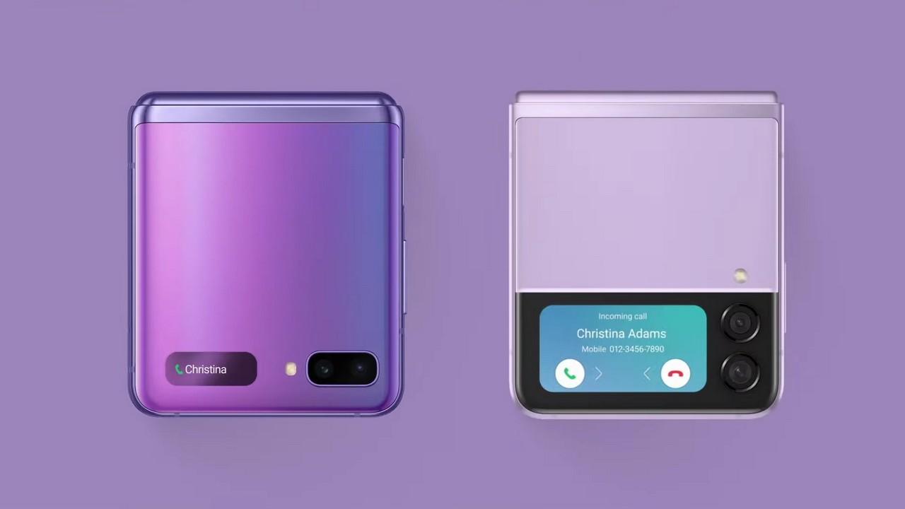 Samsung Galaxy Z Flip3 Harga dan Spesifikasi 3