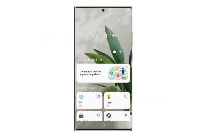 Samsung SmartThings Find