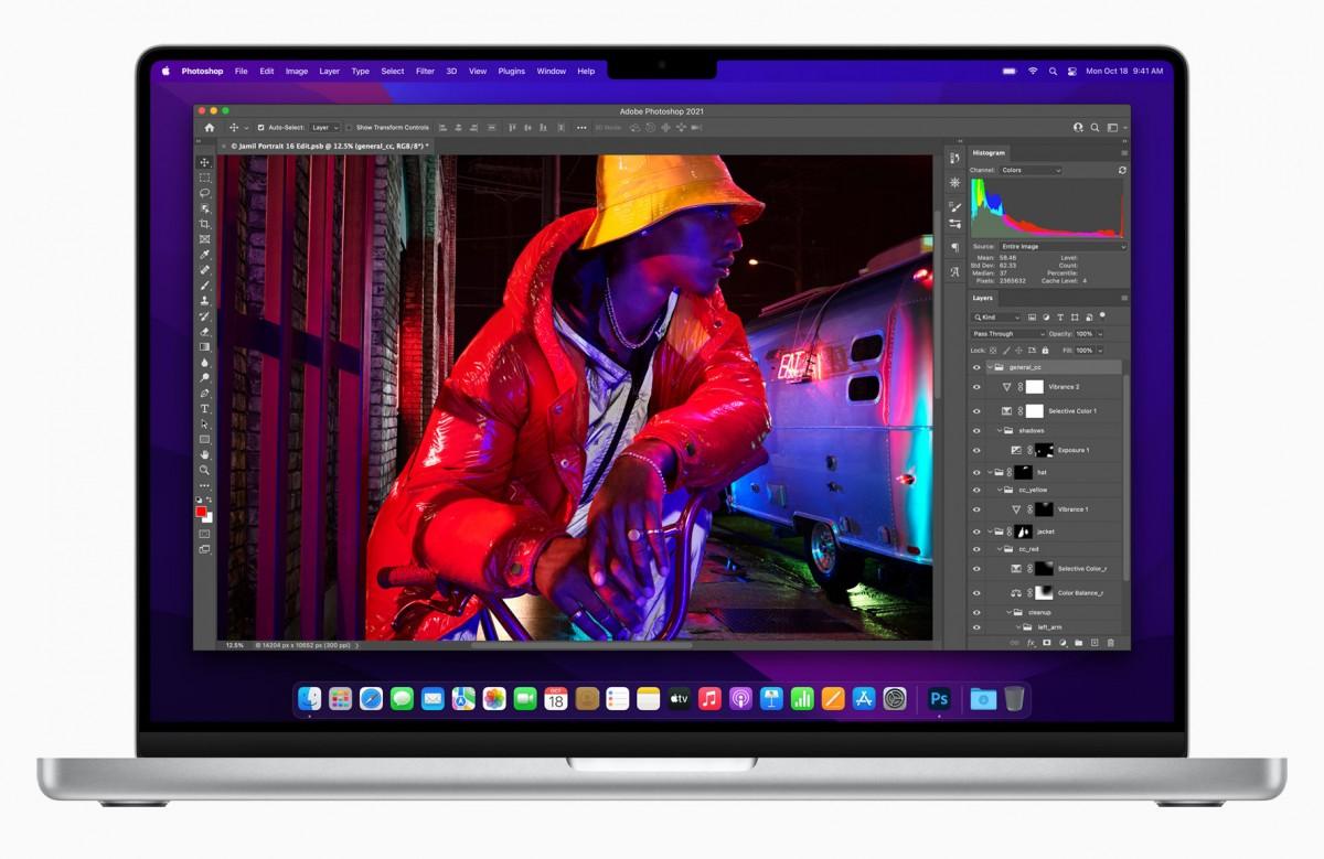 macbook pro 2021 3