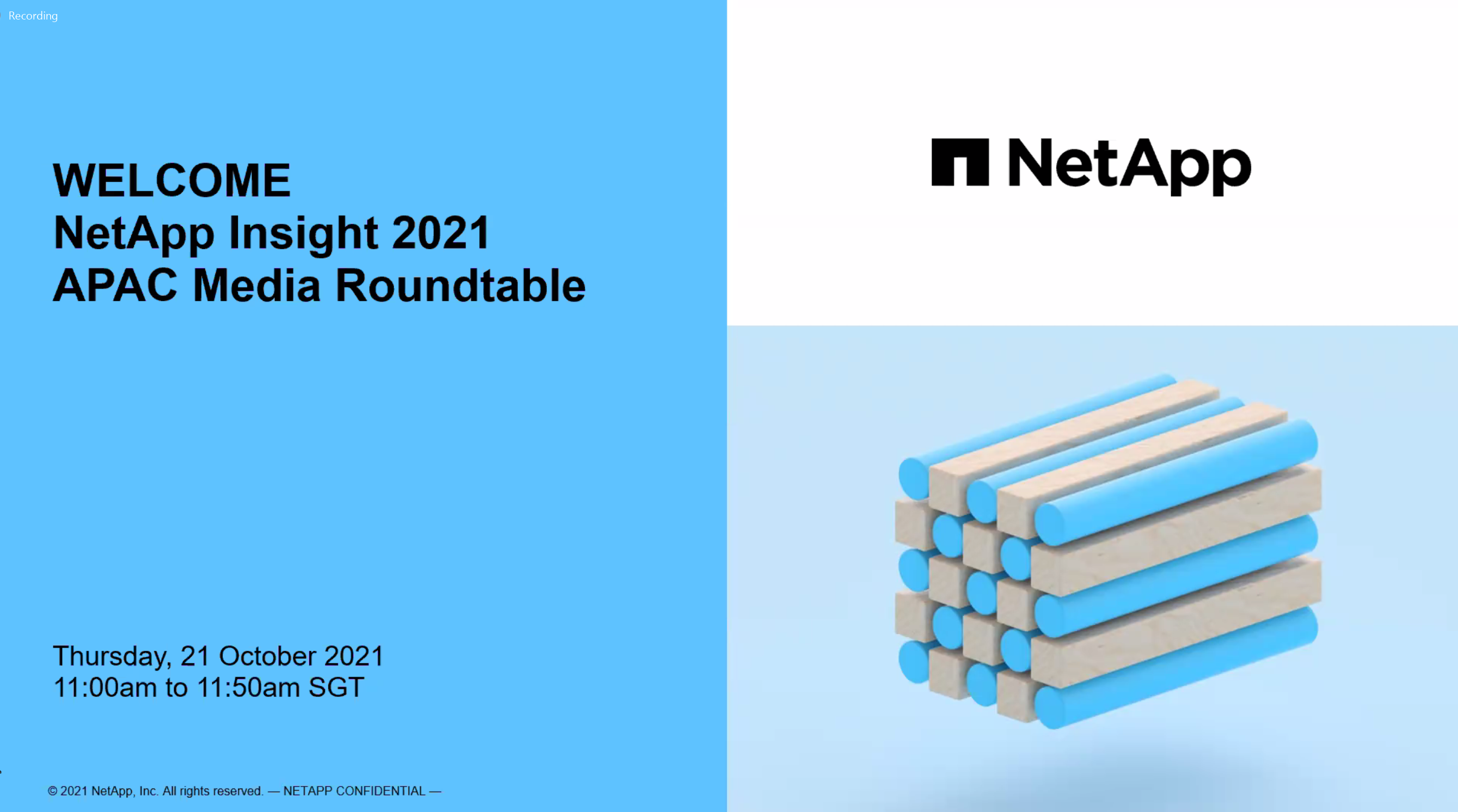 netapp insight 2021 2