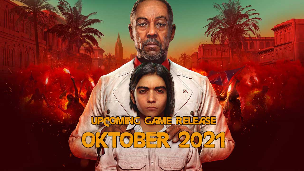 upcoming game release oktober 2021